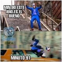 Memes J15 Apertura 2019