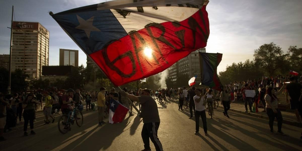 Piñera anuncia paquete de medidas para aumentar control del orden público