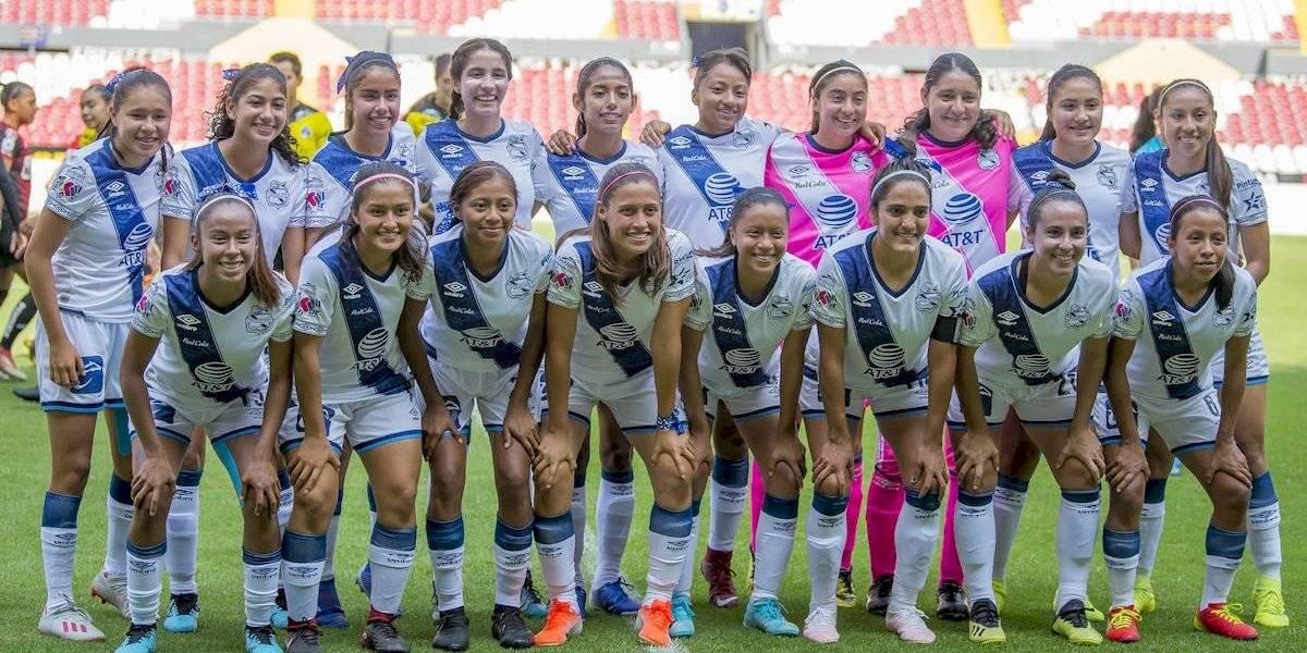 Jugadoras del Puebla denuncian que el cuarto árbitro les pidió mostrar ropa interior