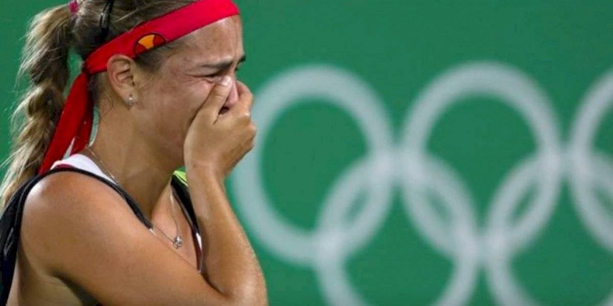 Mónica Puig admite que sufrió depresión tras ganar oro en Río 2016