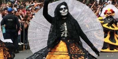 Mega Desfile de Día de Muertos 2019