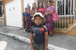 Snayder Pérez, el niño que imita a Rubén Darío Arcila
