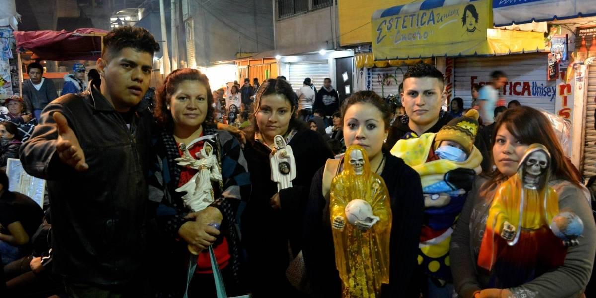 Ecatepec celebrará el 17 aniversario de la Congregación Nacional de la Santa Muerte
