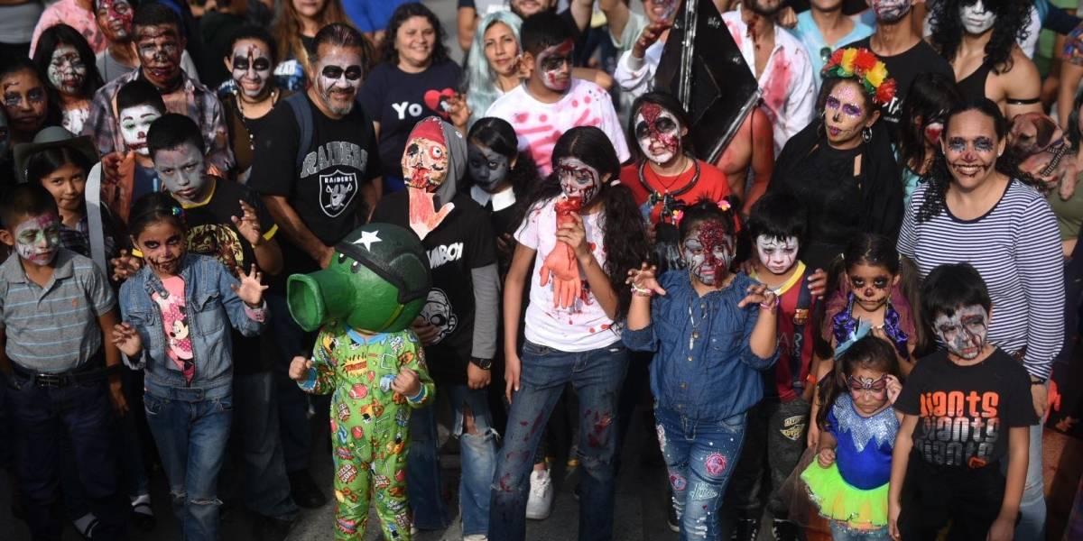¡Ya son 8 años de las Zombie Walk Guatemala!
