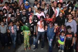 Zombie Walk Guatemala 2019