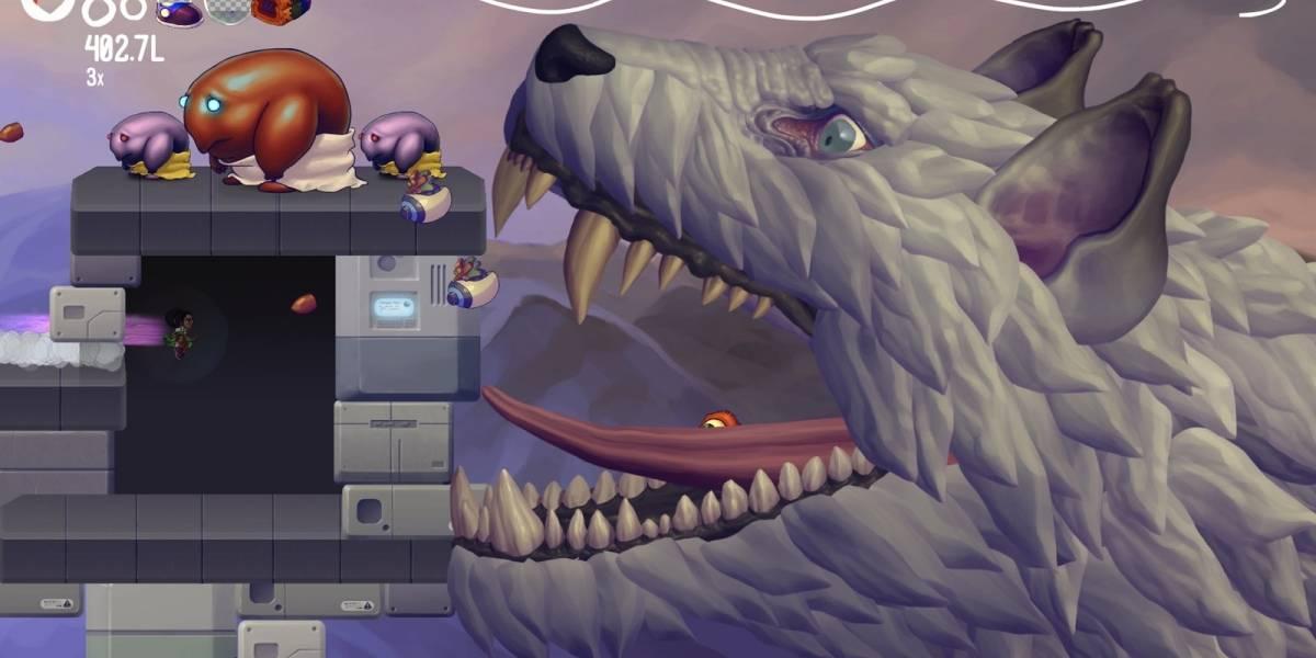 O apocalipse dracônico está próximo: EarthNight chega ao PS4 em 3 de dezembro