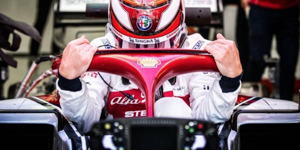 Declaraciones de los pilotos de Alfa Romeo Racing en el Gran Premio de México