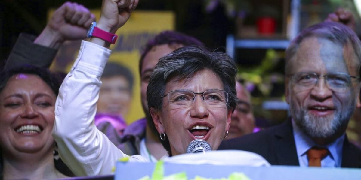 Claudia López; primera alcaldesa de Bogotá, lesbiana y símbolo anticorrupción