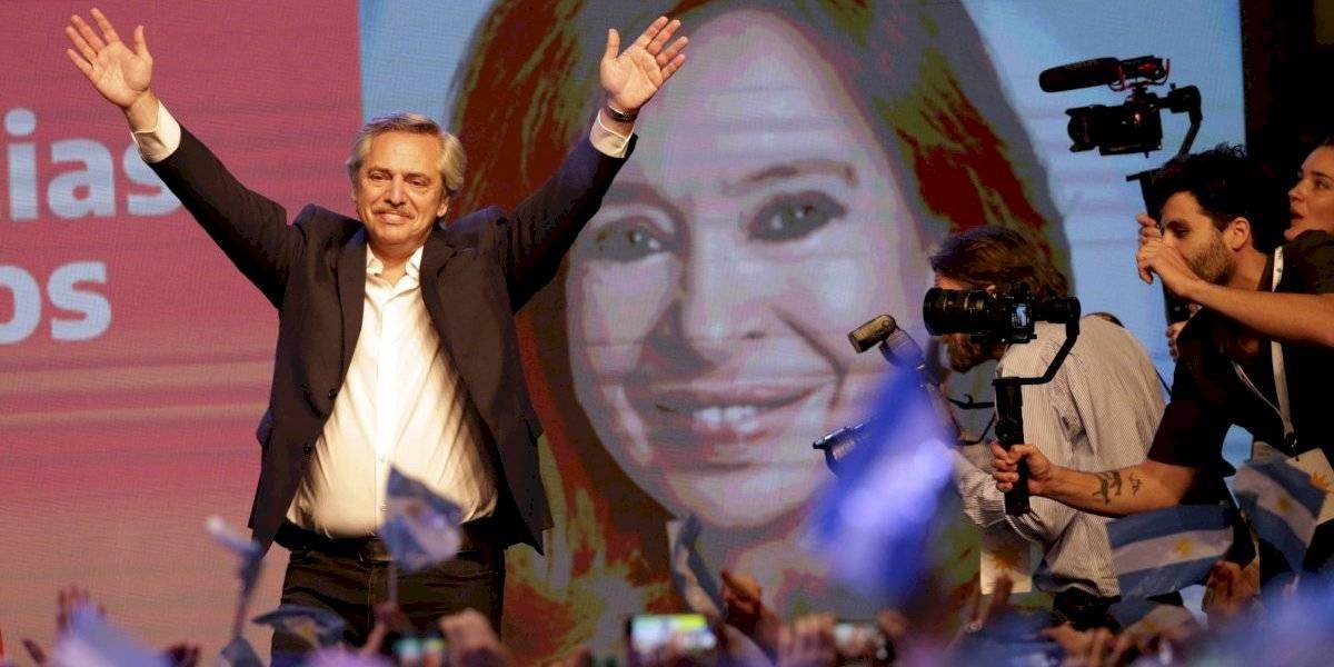 Los complejos desafíos económicos del presidente electo de Argentina Alberto Fernández
