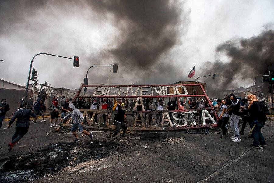 Antofagasta Protesta