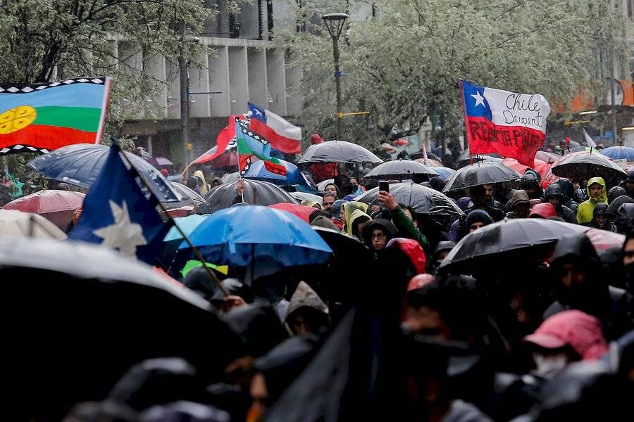 Concepción protesta