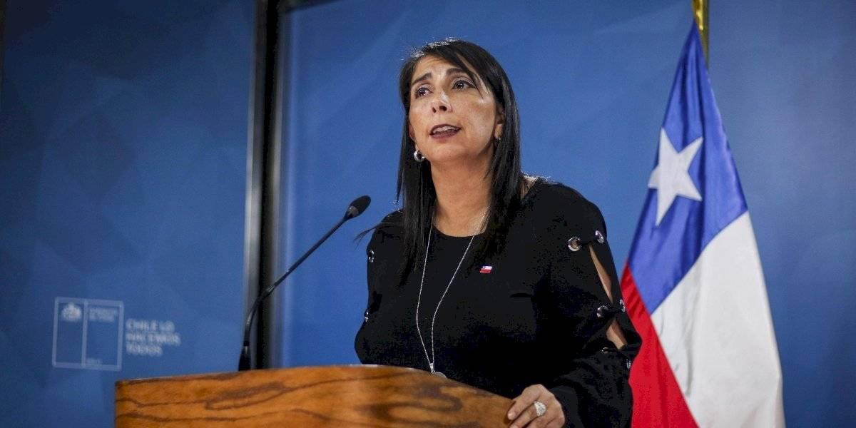 """El optimismo de Karla Rubilar de cara a marzo: """"Debiera ser un mes de grandes acuerdos"""""""
