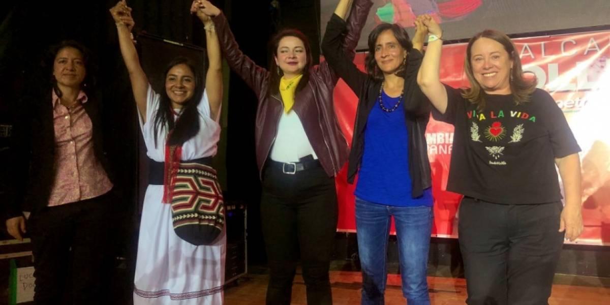 Las cuatro mujeres que Gustavo Petro catapultó al Concejo