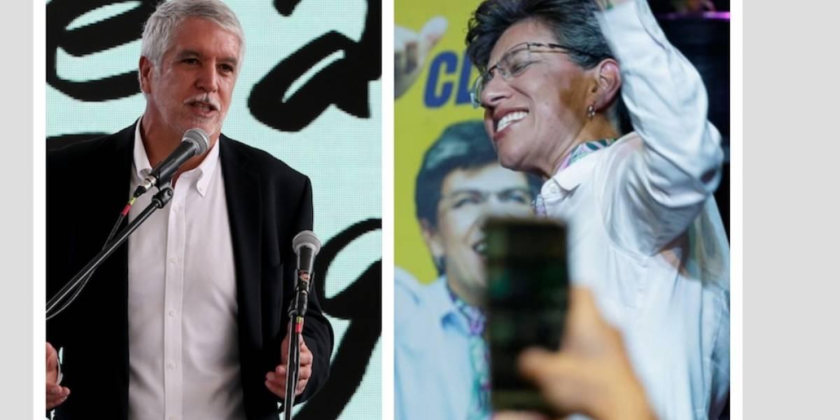 Peñalosa y López se enfrentaron luego de que el Concejo sepultó TM por la Séptima