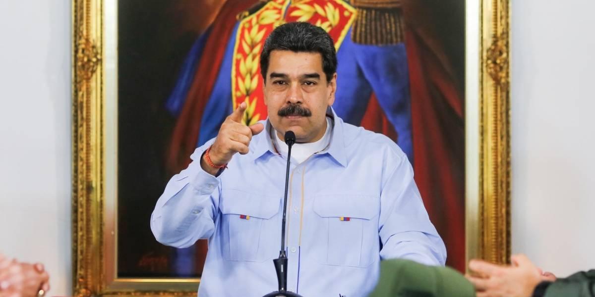 """Nicolás Maduro denuncia más de 47 """"complots"""" financiados desde Colombia"""