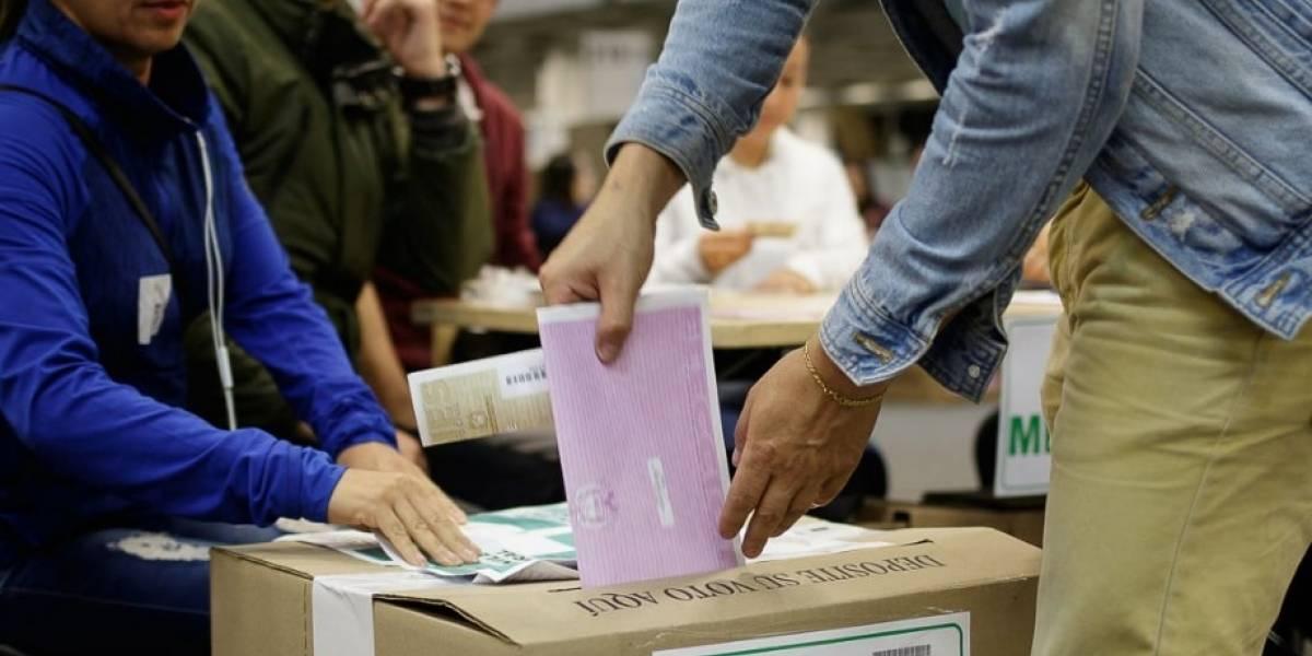 Personería advierte irregularidades durante la jornada electoral en Bogotá
