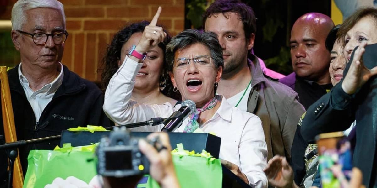 ¿Qué opina Claudia López sobre pagar para no tener pico y placa?