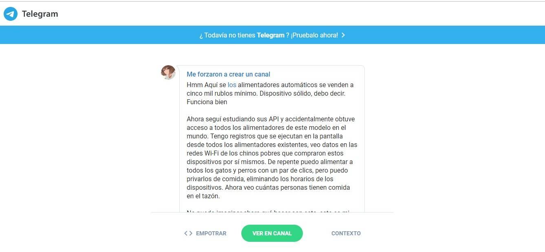 Catwoman rusa: programadora hackea aplicación de Xiaomi para alimentar gatos