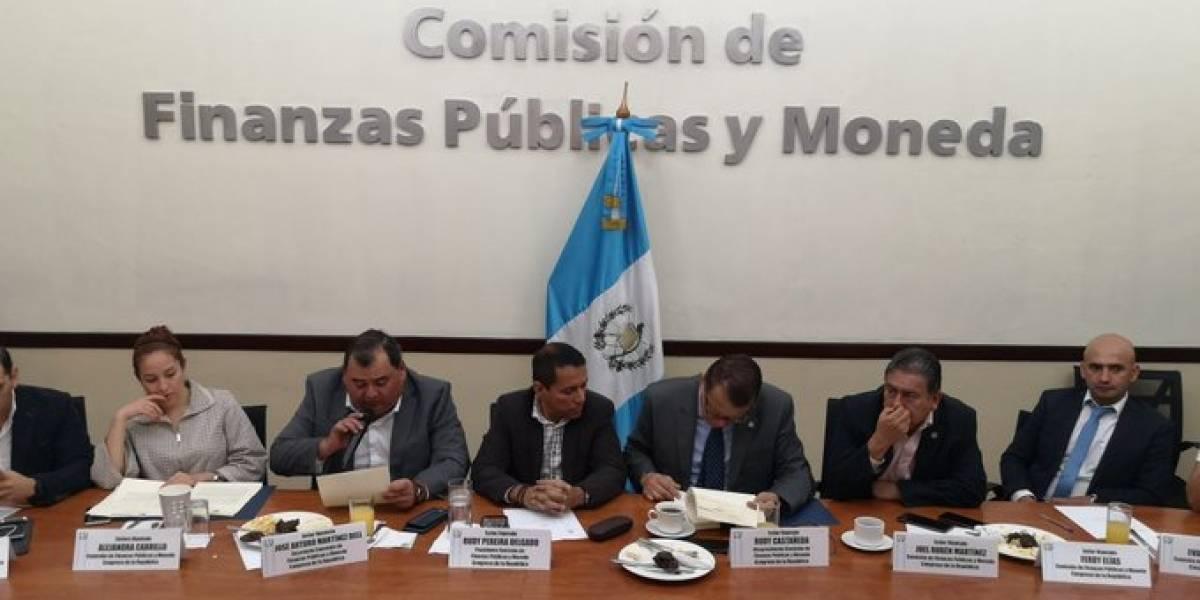 Comisión de Finanzas da dictamen favorable a proyecto de presupuesto 2020