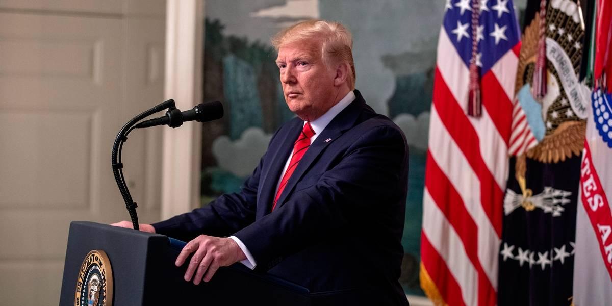 Trump é inocentado pelo Senado e evita impeachment