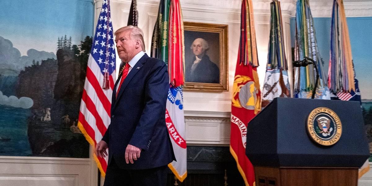 Processo de impeachment de Trump avança e será votado na Câmara