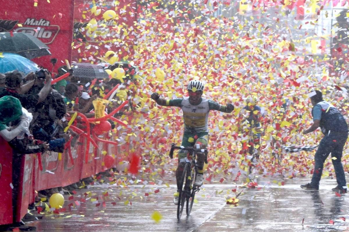 Resultado sexta etapa de la Vuelta Ciclística