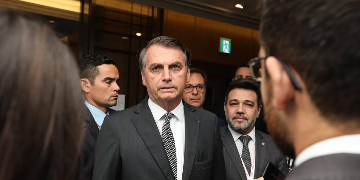 Bolsonaro diz que pensa em criar nova legenda, o Partido da Defesa Nacional