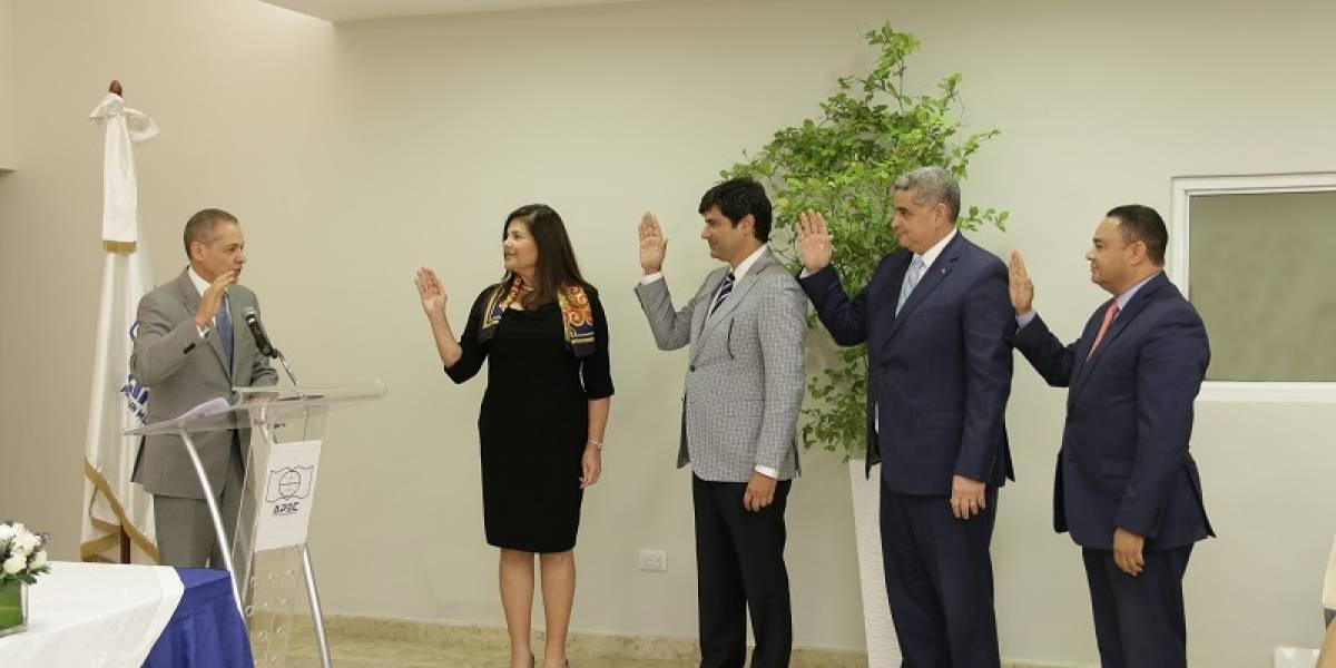 UNAPEC elige directivos en Asamblea General Ordinaria
