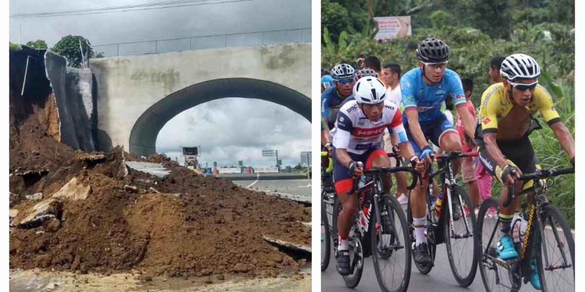 ¿Pasará la Vuelta Ciclística por el libramiento de Chimaltenango?