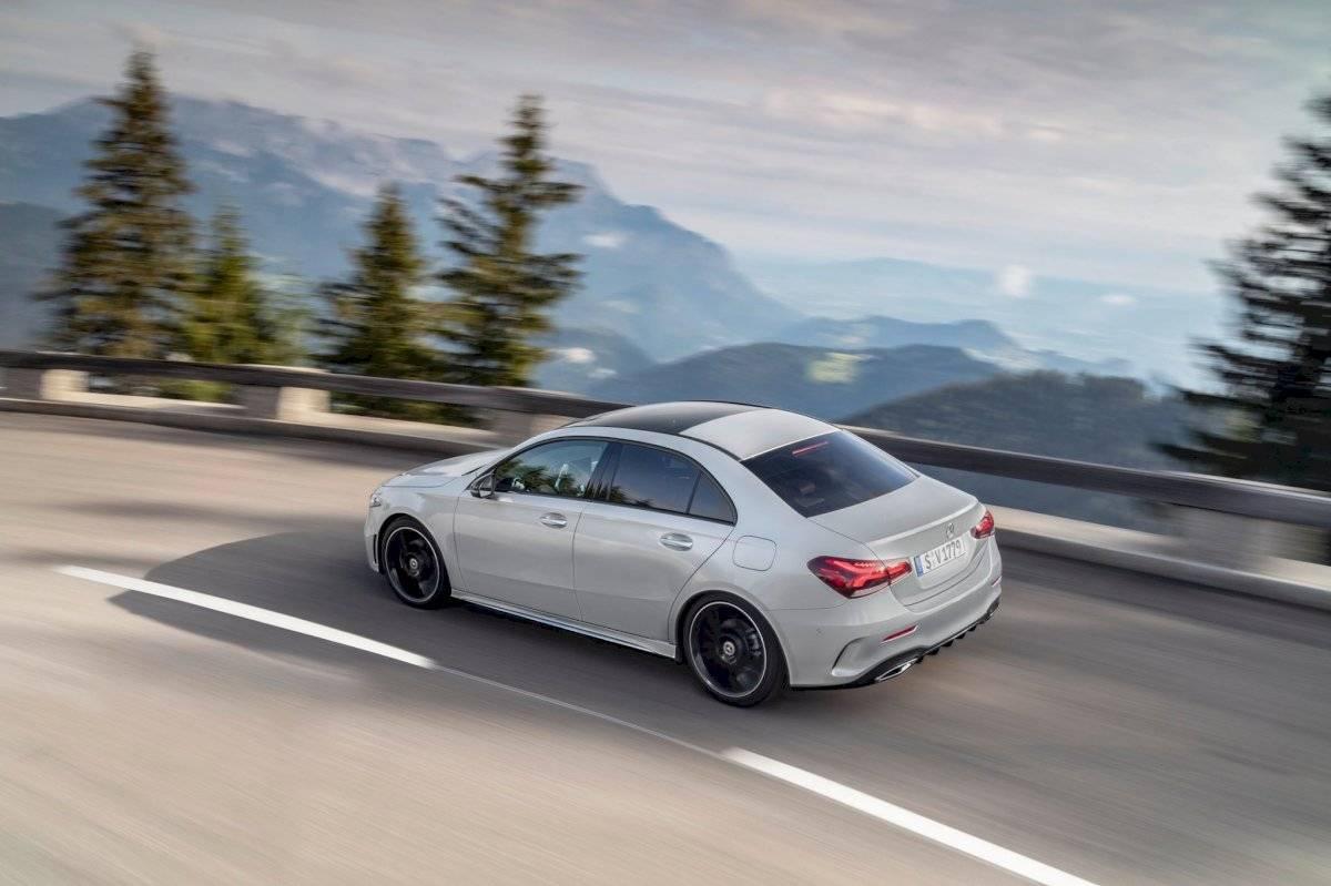 Mercedes-Benz Clase A Sedán 2020