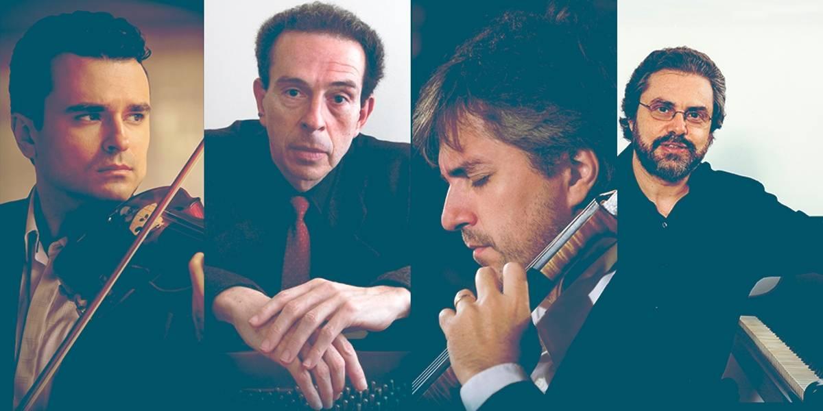 Projeto Música de Câmara traz obras de Beethoven