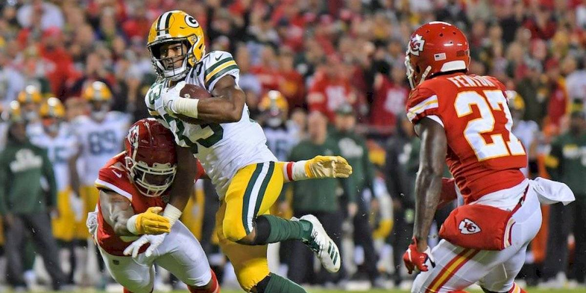 Aaron Rodgers y Jones llevan a Packers a triunfo sobre Chiefs