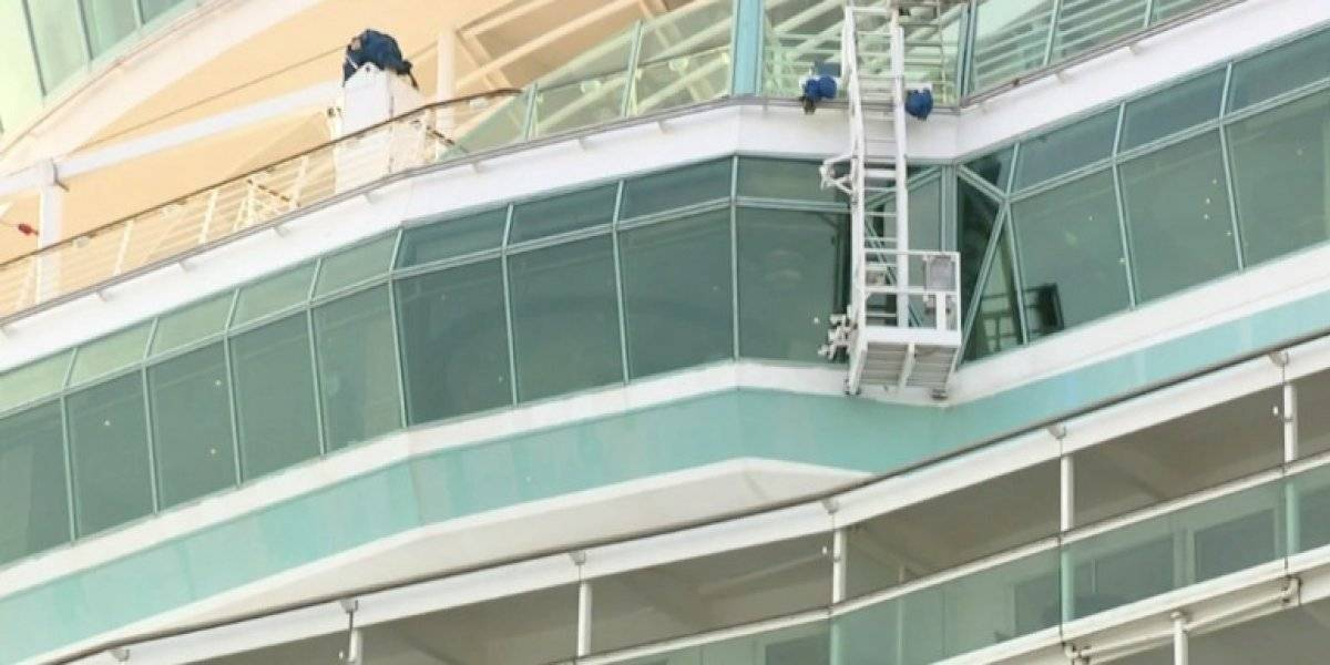 Radican cargos contra abuelastro de bebé que murió al caer de crucero en San Juan
