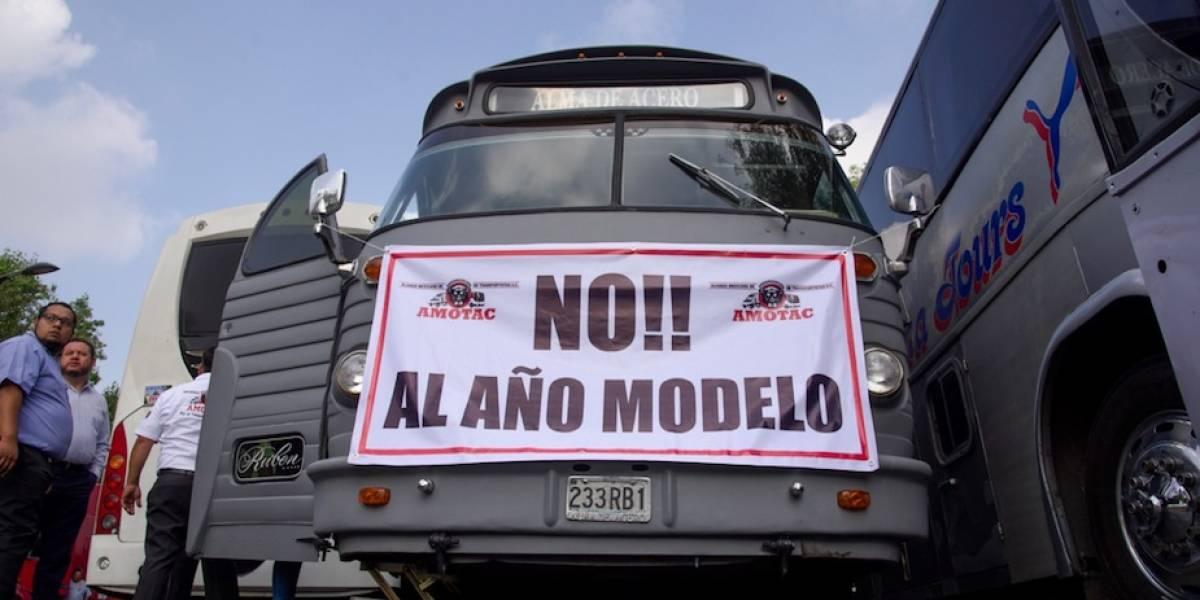 Paro de transportistas afectará entradas a la CDMX este martes