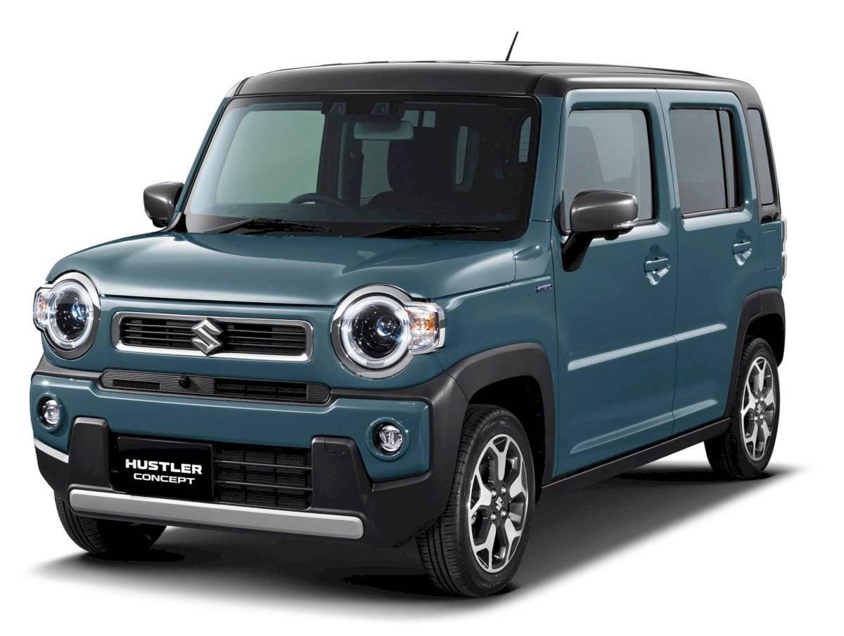 Suzuki Hustler City