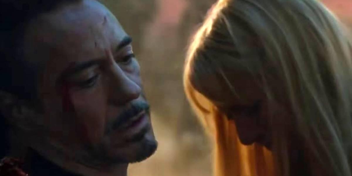Avengers Endgame: La muerte de Tony Stark pudo haber sido muy diferente