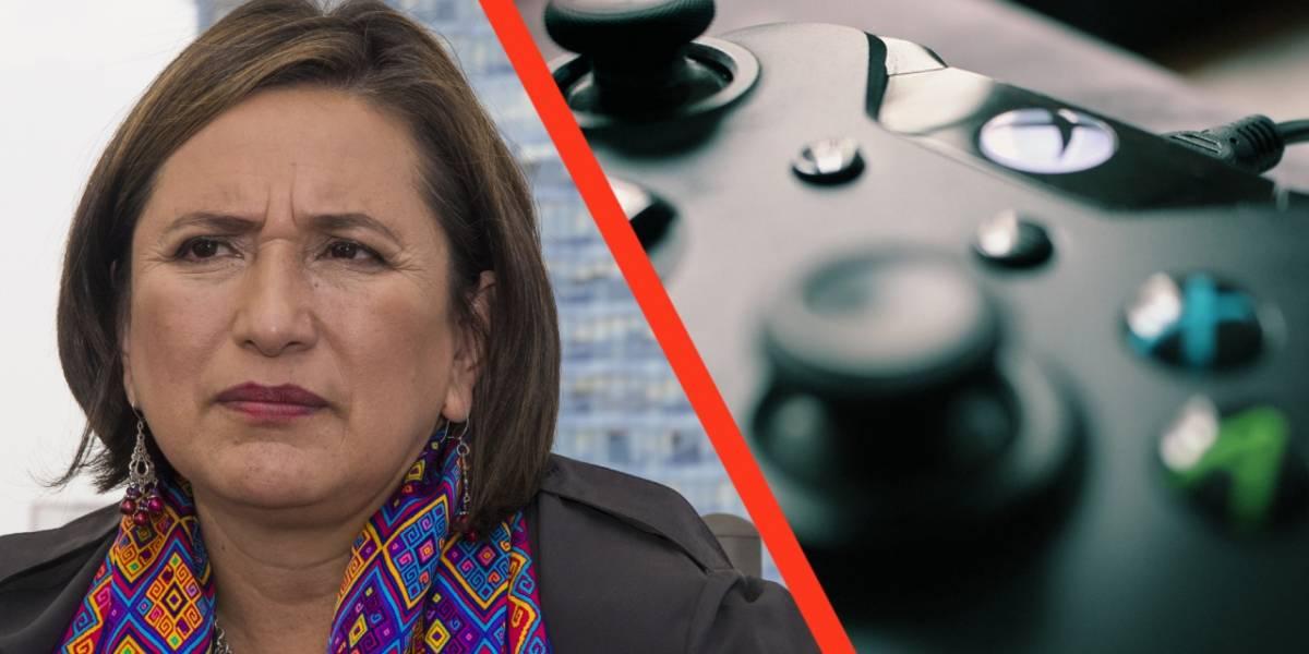 México: Senadora del PAN retira su propuesta de meter impuestos a videojuegos y explica la razón
