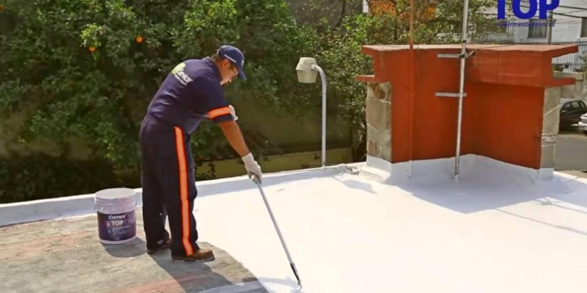 Protege tu casa y el medio ambiente con impermeabilizante sustentable