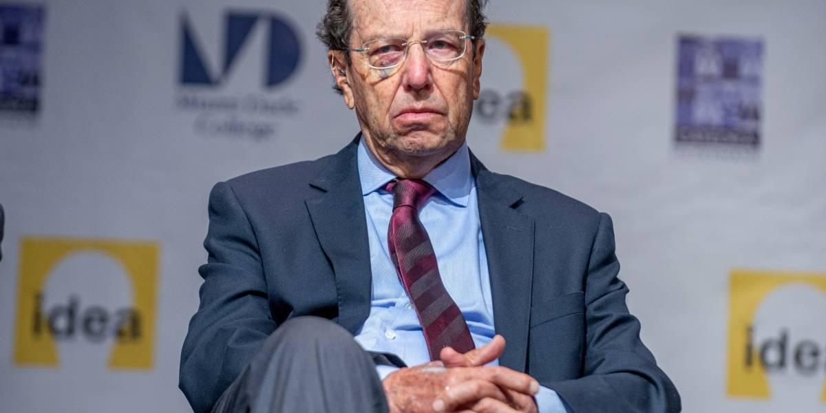 "Expresidente Osvaldo Hurtado: ""América Latina tiene que discutir una intervención militar en Venezuela"""