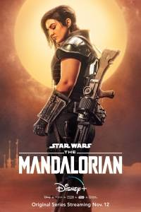 Poster promocional Mandaloriano