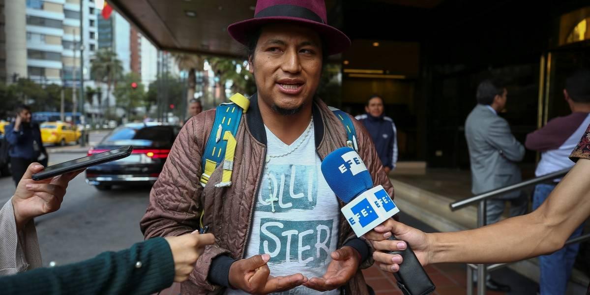 CIDH recibe testimonios de ecuatorianos que estuvieron en las protestas