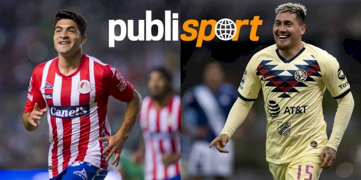 Atlético de San Luis vs América, ¿Dónde y a qué hora ver el partido?