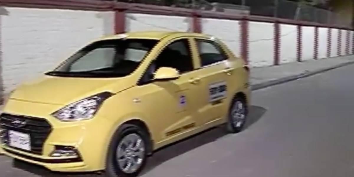 Taxista fue víctima de brutal ataque para robarle su vehículo