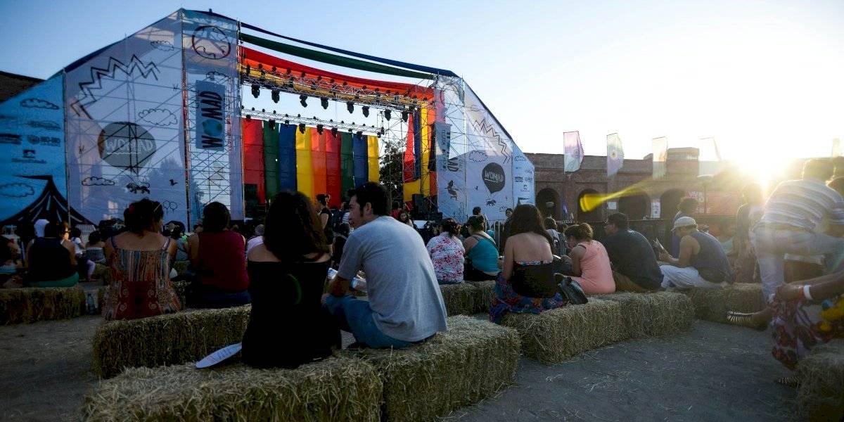 Pocos días faltan para la sexta versión del Festival Womad en Chile