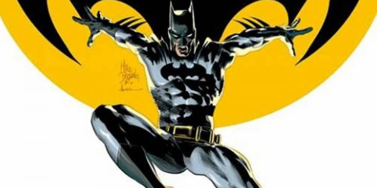 Mike Deodato ahora trabaja en DC para conmemorar los 80 años de Batman
