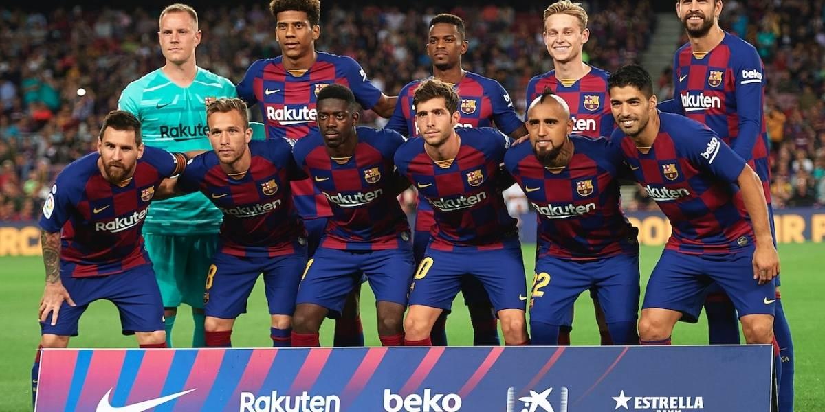 ¡Con todo su arsenal! Valverde eligió a sus mejores hombres para derrotar al Valladolid