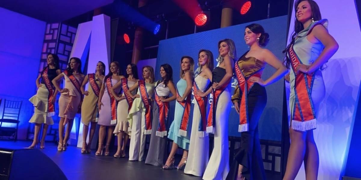 Esta noche se celebra la elección de Reina de San Francisco de Quito 2019