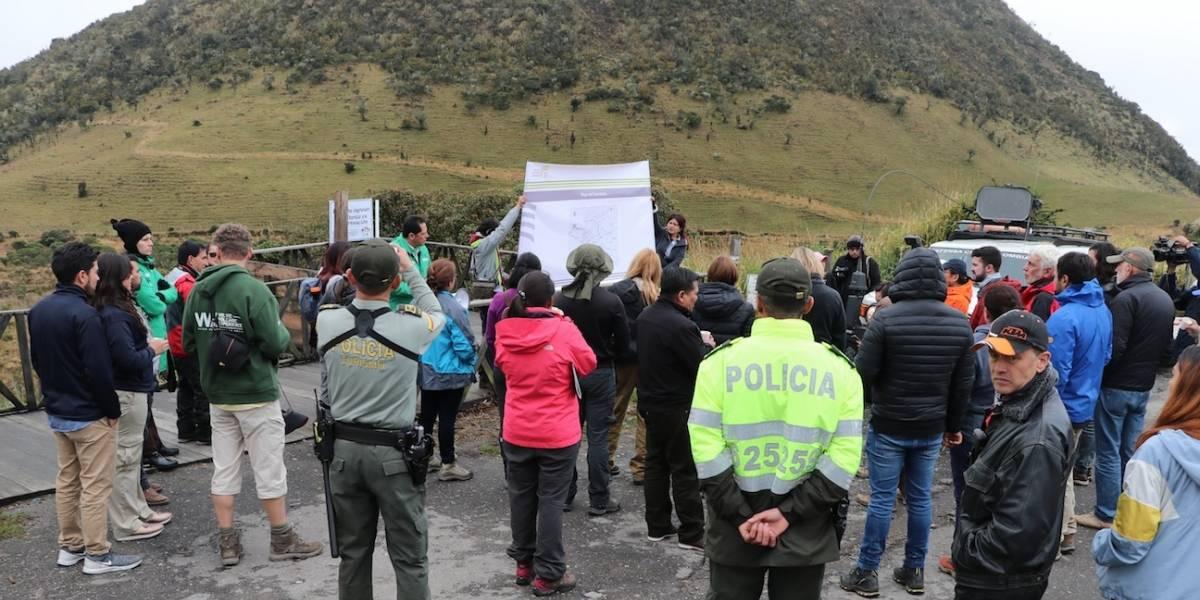 La iniciativa 'Geoparque Volcán del Ruiz Aspirante Unesco' comienza a tomar forma