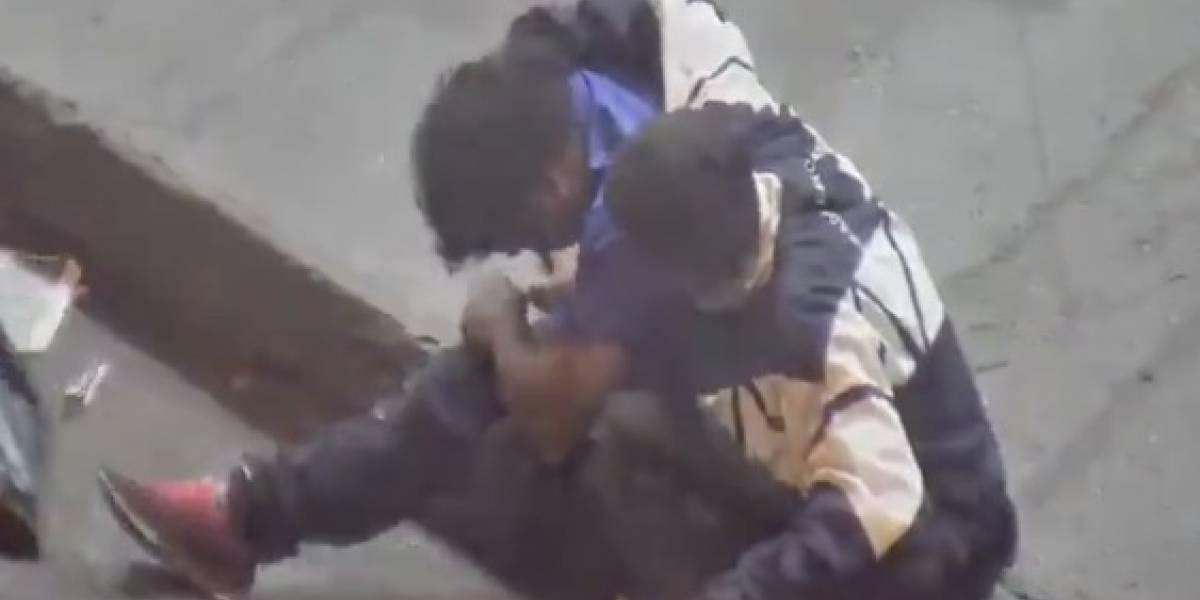 Se revela si sujeto inyectó o no sustancia a un hombre en Guayaquil