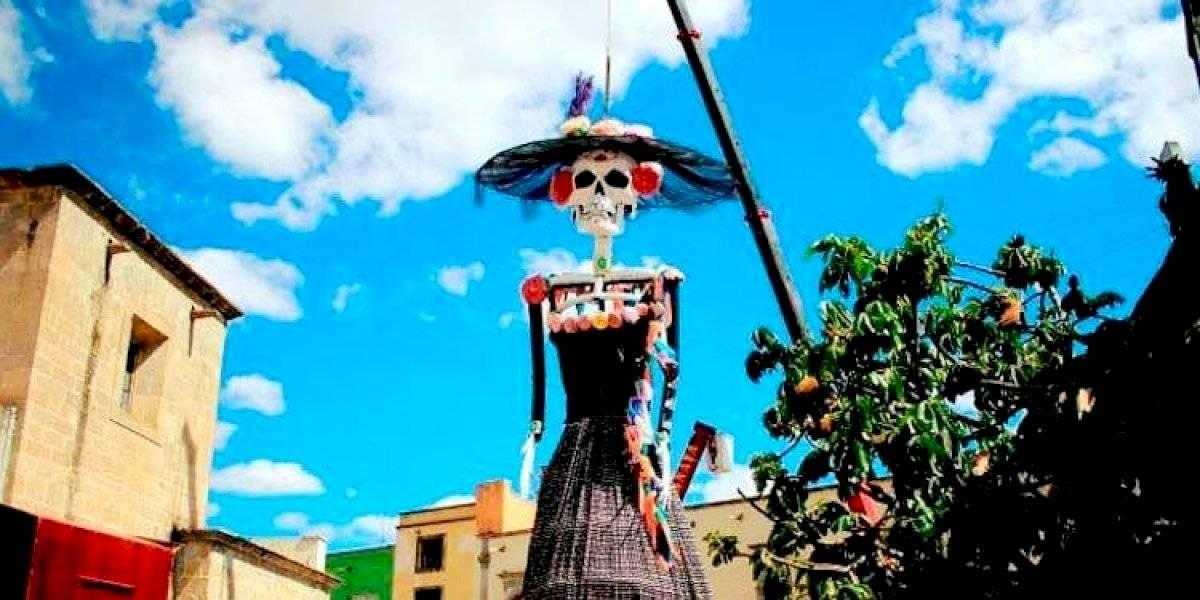 Atractivos destinos para celebrar Día de Muertos